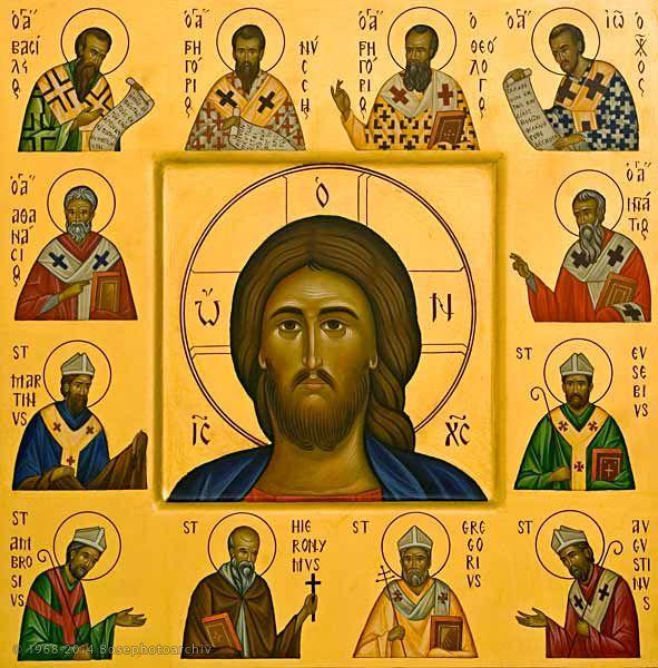 Padri della Chiesa