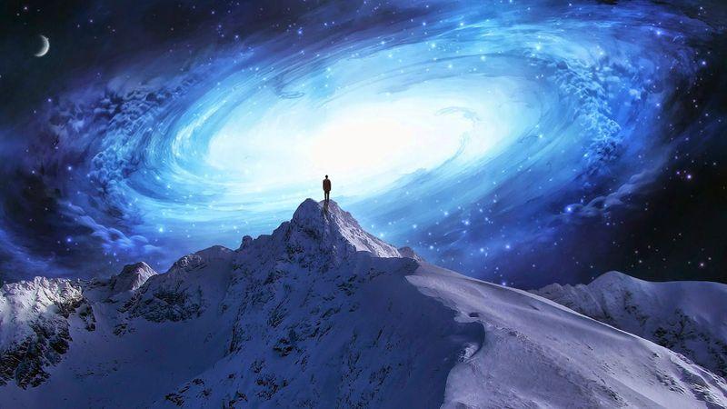 Irreflexión La relación entre el Hombre y el Universo DE LA NADA HACIA EL TODO gratis tarot de maximo 1